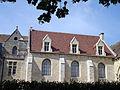 Abbaye de Royaumont - Façade sud du bâtiment des cuisines.jpg