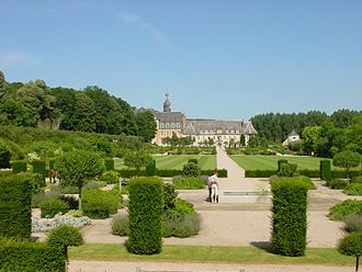 Argoules - Gardens and Abbey of Valloires