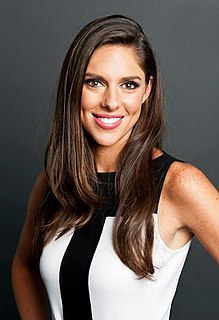 Abby Huntsman American television host