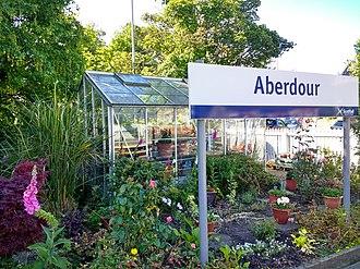 Aberdour - Aberdour railway station