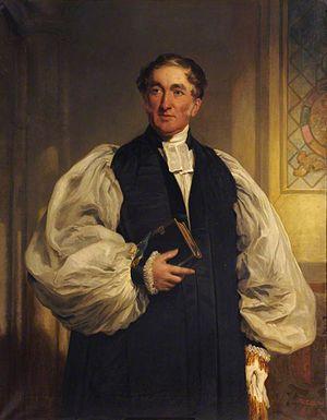 Thomas Musgrave (bishop) - Image: Abp Thomas Musgrave by FR Say