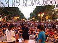 Acampada Córdoba - Micrófono de libre expresión.jpg