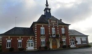 Achery, Aisne - Achery Town Hall