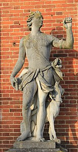 Actaeon, Trent Park House, Enfield 2.jpg
