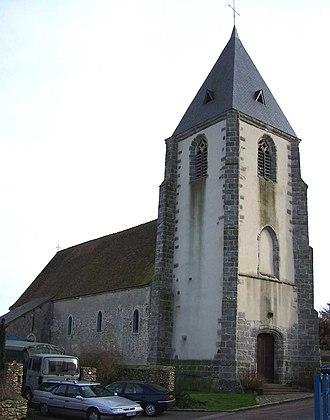 Adainville - L'église Saint-Denis