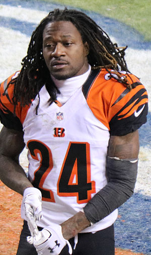 Adam Jones (American football) - Jones with the Cincinnati Bengals in 2015