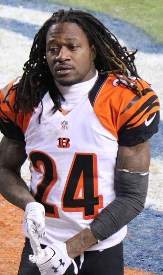 Adam Jones (American football) - Jones with the Cincinnati Bengals in 2015