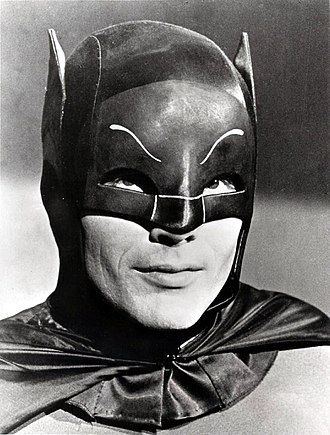 Adam West - West as Batman
