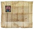 Adelsdiplom - Király 1659.jpg