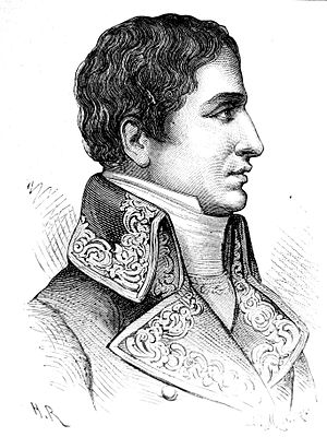 Coup of 18 Brumaire - Lucien Bonaparte, President of the Council of Five Hundred, who engineered the coup that brought his brother to power