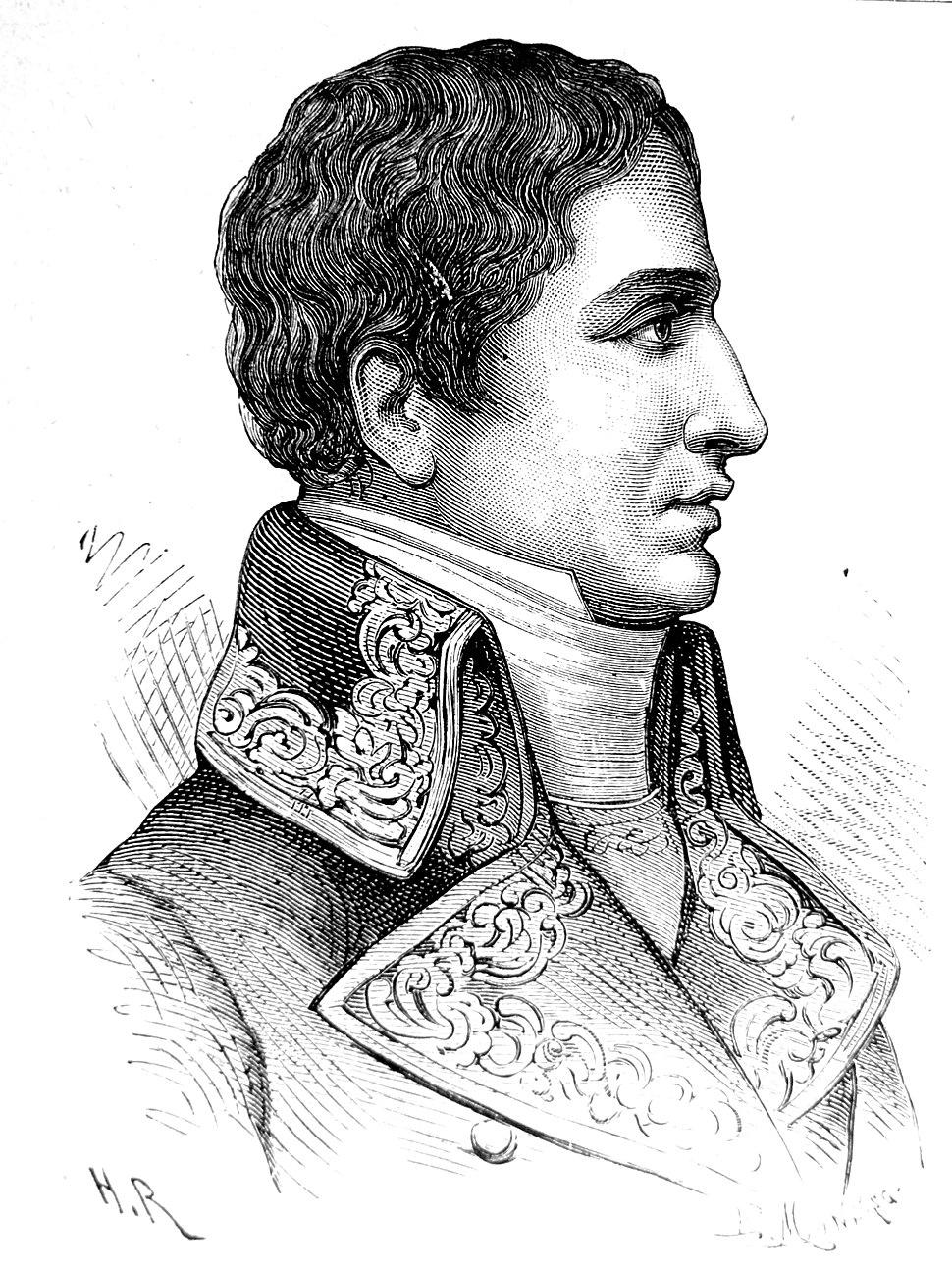 AduC 253 Bonaparte (Lucien, 1775-1840)
