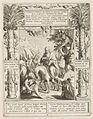 Aegidius Sadeler II, Joris Hoefnagel, Hans von Aachen - Salus Generis Humani - Christ's Entry into Jerusalem.jpg