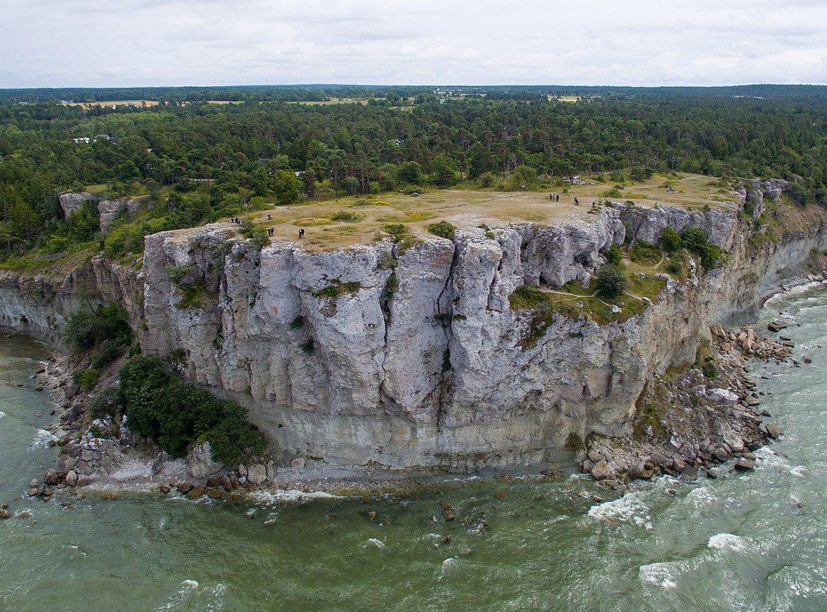 naturreservat gotland karta Högklint – Wikipedia naturreservat gotland karta