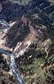 Aerial view of Bumpus Butte after spring 2001 rock slide into the Yellowstone River (94afacb5-8b6e-4f01-b08b-2baf04f1f30c).jpg