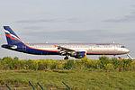 Aeroflot - Russian Airlines, Airbus A321-211, VQ-BOH - CDG (24893649259).jpg