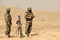 Afghan National Army Trains With Mortar Launchers (4952051772).jpg