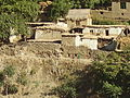 Afghan houses taken from Tajik side.jpg