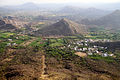 Agriculture farms in Aravalli Hills, Udaipur Rajasthan India 2015 c.jpg