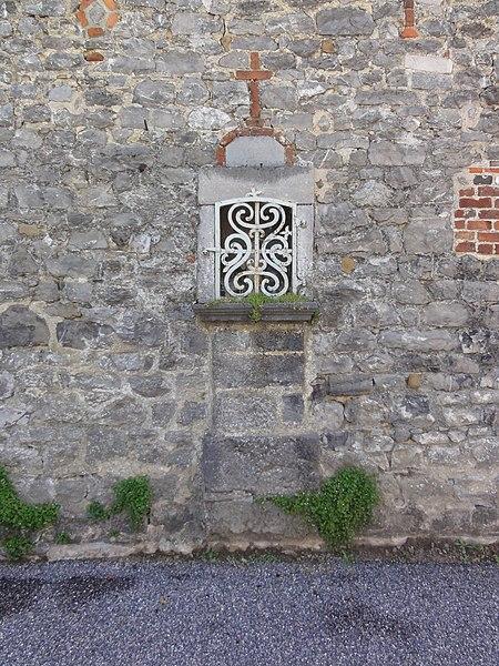 Aibes (Nord, Fr) chapelle St.Eloi