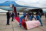 Air Force One arrives in Bangkok.jpg