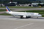 Air France (Regional Airlines) Embraer 190LR (ERJ-190-100LR) F-HBLC (21415650396).jpg