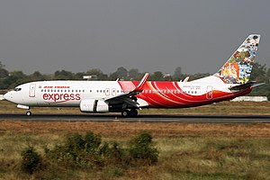 Air India Express Boeing 737-800 Vyas-1.jpg