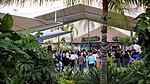 Air Margaritaville Bar Stand at CUN Arrival Area.jpg