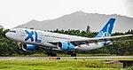 Airbus A330-200 (XL Airways France) (24692073130).jpg