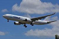 C-GKTS - A333 - Air Transat