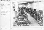 Airplanes - Manufacturing Plants - Airplanes for government use. Dayton-Wright Airplane Co. Plant, Dayton, Ohio. Motor Assembly - NARA - 17339976.jpg