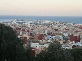 Beni Ansar - Image: Ait Nsar, Nador, Morocco