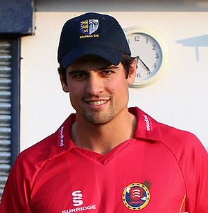 Alastair Cook - Alastair Cook in 2016