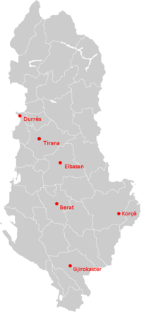 Albania Orthodox Diocese