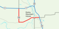 Alberta Highway 11A RMH Map.png
