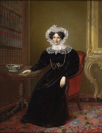 Albertine Necker de Saussure - Albertine Necker de Saussure, 1766 to 1841