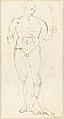 Albrecht Dürer - Male Nude Holding a Mirror (recto).jpg