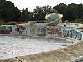 Albufeira, Derelict water park and swimming pool, Vale Navio 26 October 2016 (4).JPG