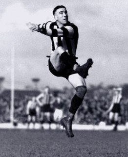 Alby Pannam Australian rules footballer, born 1914