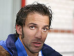 Diego, my current favorite bianconeri (left), Alessandro Del Piero, my all time favorite bianconeri (right)