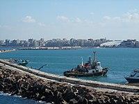 الميناء الشرقي.