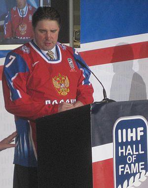 Alexei Kasatonov - Kasatonov in 2009
