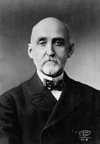 President of the Naval War College - Image: Alfred Thayer Mahan