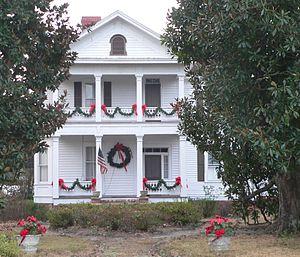 Alfred Rowland House - Alfred Rowland house, December 2014
