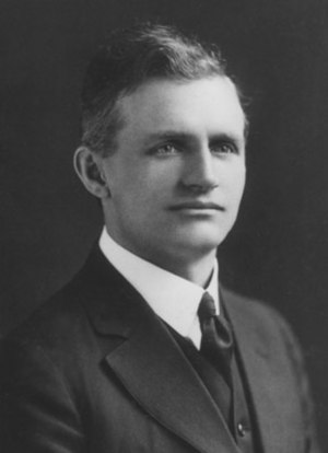 Communist Labor Party of America - CLP Executive Secretary Alfred Wagenknecht as he appeared in 1918.