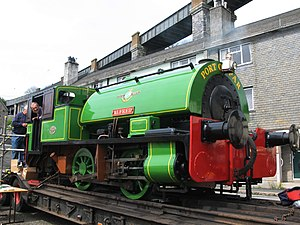 Bodmin and Wenford Railway - Alfred