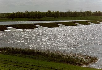 Alfhausen - The lake of Alfsee