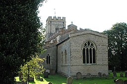 All Saints, Lathbury, Bucks - geograph.org.uk - 333083.jpg