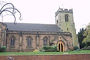 All Saints Church of England Parish Church, Bedworth - geograph.org.uk - 583153