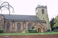 All Saints Church of England Parish Church, Bedworth - geograph.org.uk - 583153