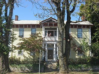 National Register of Historic Places listings in Owen County, Indiana - Image: Allison Robinson House